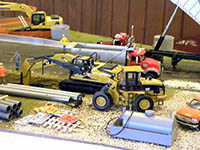 Construction Truck Scale Model Toy Show IMCATS-2010-164-s