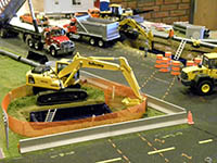 Construction Truck Scale Model Toy Show IMCATS-2010-167-s