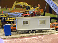 Construction Truck Scale Model Toy Show IMCATS-2010-172-s