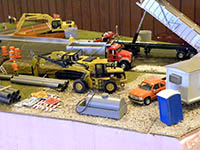 Construction Truck Scale Model Toy Show IMCATS-2010-173-s