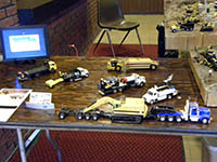 Construction Truck Scale Model Toy Show IMCATS-2010-174-s