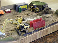 Construction Truck Scale Model Toy Show IMCATS-2010-177-s