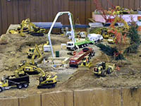 Construction Truck Scale Model Toy Show IMCATS-2010-179-s