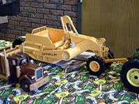 Construction Truck Scale Model Toy Show IMCATS-2010-184-s