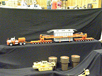 Construction Truck Scale Model Toy Show IMCATS-2011-001-s