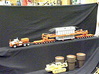 Construction Truck Scale Model Toy Show IMCATS-2011-002-s