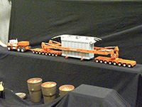 Construction Truck Scale Model Toy Show IMCATS-2011-004-s