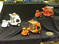 Construction Truck Scale Model Toy Show IMCATS-2011-005-s