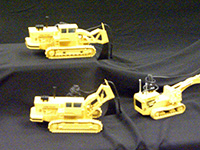 Construction Truck Scale Model Toy Show IMCATS-2011-006-s