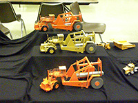 Construction Truck Scale Model Toy Show IMCATS-2011-008-s