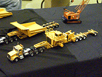Construction Truck Scale Model Toy Show IMCATS-2011-009-s