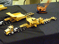 Construction Truck Scale Model Toy Show IMCATS-2011-010-s