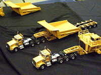 Construction Truck Scale Model Toy Show IMCATS-2011-011-s