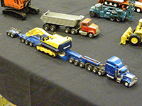 Construction Truck Scale Model Toy Show IMCATS-2011-012-s