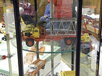 Construction Truck Scale Model Toy Show IMCATS-2011-024-s
