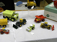Construction Truck Scale Model Toy Show IMCATS-2011-029-s