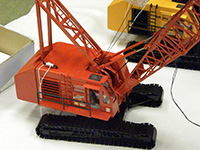 Construction Truck Scale Model Toy Show IMCATS-2011-031-s