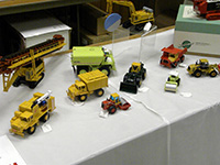 Construction Truck Scale Model Toy Show IMCATS-2011-033-s