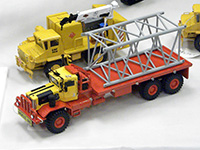 Construction Truck Scale Model Toy Show IMCATS-2011-034-s