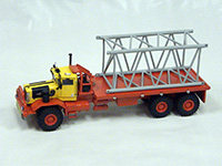 Construction Truck Scale Model Toy Show IMCATS-2011-035-s