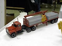 Construction Truck Scale Model Toy Show IMCATS-2011-039-s
