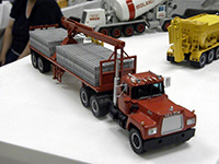 Construction Truck Scale Model Toy Show IMCATS-2011-041-s