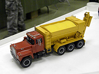 Construction Truck Scale Model Toy Show IMCATS-2011-044-s