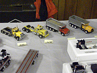 Construction Truck Scale Model Toy Show IMCATS-2011-049-s