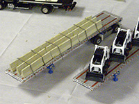 Construction Truck Scale Model Toy Show IMCATS-2011-050-s