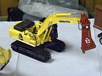 Construction Truck Scale Model Toy Show IMCATS-2011-051-s
