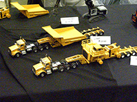 Construction Truck Scale Model Toy Show IMCATS-2011-055-s