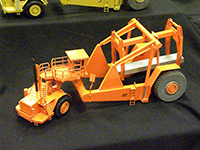 Construction Truck Scale Model Toy Show IMCATS-2011-057-s