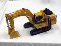 Construction Truck Scale Model Toy Show IMCATS-2011-066-s