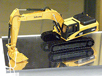 Construction Truck Scale Model Toy Show IMCATS-2011-067-s