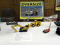 Construction Truck Scale Model Toy Show IMCATS-2011-091-s