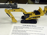 Construction Truck Scale Model Toy Show IMCATS-2011-092-s