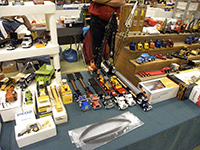 Construction Truck Scale Model Toy Show IMCATS-2011-099-s