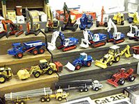 Construction Truck Scale Model Toy Show IMCATS-2011-100-s