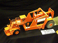 Construction Truck Scale Model Toy Show IMCATS-2011-103-s