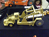 Construction Truck Scale Model Toy Show IMCATS-2011-106-s