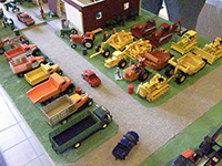 Construction Truck Scale Model Toy Show IMCATS-2011-111-s