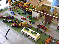 Construction Truck Scale Model Toy Show IMCATS-2011-112-s