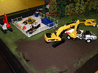 Construction Truck Scale Model Toy Show IMCATS-2011-123-s