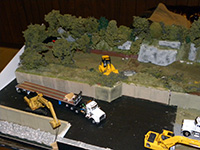Construction Truck Scale Model Toy Show IMCATS-2011-124-s