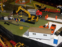 Construction Truck Scale Model Toy Show IMCATS-2011-130-s