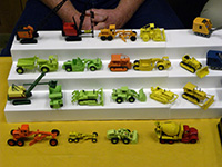 Construction Truck Scale Model Toy Show IMCATS-2011-135-s