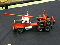 Construction Truck Scale Model Toy Show IMCATS-2011-137-s