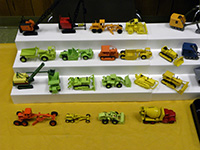 Construction Truck Scale Model Toy Show IMCATS-2011-139-s
