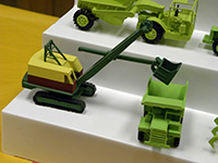 Construction Truck Scale Model Toy Show IMCATS-2011-141-s