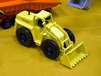 Construction Truck Scale Model Toy Show IMCATS-2011-146-s